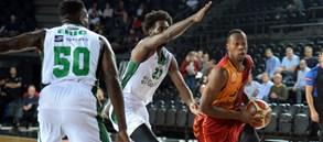 Darüşşafaka Basketbol 69–67 Galatasaray Odeabank