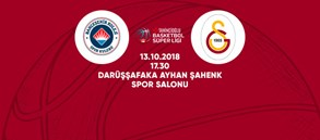 Maça doğru | Bahçeşehir Koleji - Galatasaray
