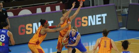 Galatasaray Odeabank 59 - BLMA 66