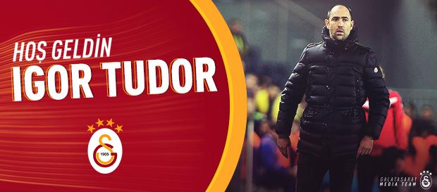 Igor Tudor Galatasaray'da