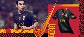 Galatasaray'ın 2018-19 Dış Saha Forması Satışta!