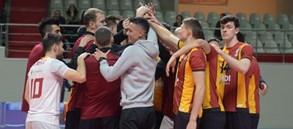 Tokat Belediye Plevne 0-3 Galatasaray HDI Sigorta