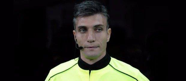 Atiker Konyaspor maçının hakemi Özgür Yankaya