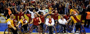 Galatasaray 87 - CS Meaux 51