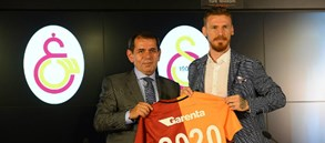 Serdar Aziz Galatasaray'da