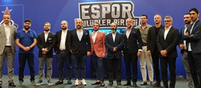 Galatasaray Espor GameX'te!
