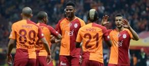 Galatasaray 5 – 0 Antalyaspor