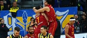 Fenerbahçe Beko 75-80 Galatasaray Doğa Sigorta