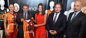 Galatasaray'ın yeni sponsoru Trendyol