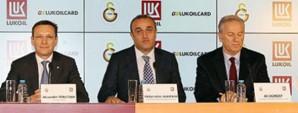 Galatasaray - LUKOIL İşbirliği Anlaşması İmzalandı