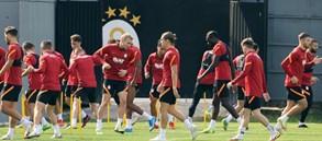 Göztepe maçı hazırlıkları tamamlandı