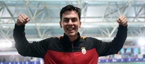 Berkay Ömer Öğretir Olimpiyat barajını geçti