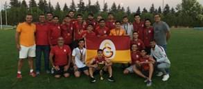 Atletizm U20 Kulüpler Ligi 2. Kademe Yarışmaları'nda Üçüncülük