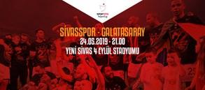 Maça doğru | Demir Grup Sivasspor - Galatasaray