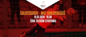 Maça doğru | Galatasaray – MKE Ankaragücü