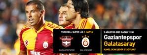 Maça Doğru: Gaziantepspor – Galatasaray