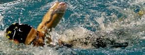 Olimpik Kulaçlar Kış İl Müsabakası'na Katıldık