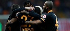 Galatasaray 2-0 Hatayspor