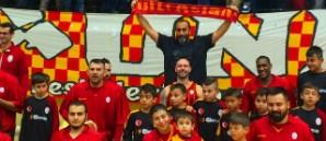 Maça Doğru: Galatasaray - Balıkesir BŞB.