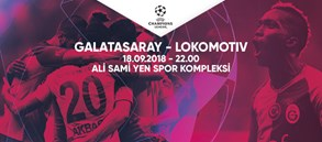 Maça doğru | Galatasaray - Lokomotiv Moskova