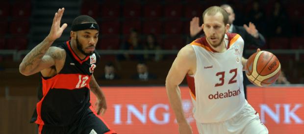 Galatasaray Odeabank 66-79 Gaziantep Basketbol