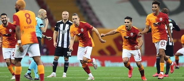 Galatasaray 3-1 Beşiktaş