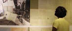 """""""Galatasaray Lisesi, 150 Yıllık Bir Kültür Ortaklığı"""" sergisi açıldı"""