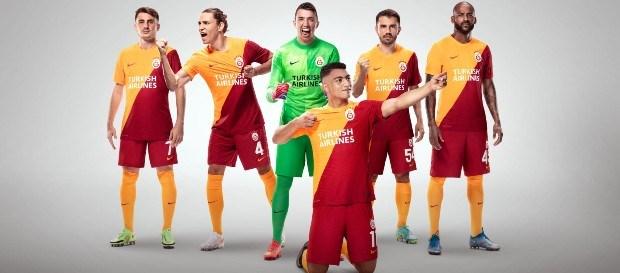 Futbol Takımımızın Avrupa kupalarındaki forma sponsoru Türk Hava Yolları