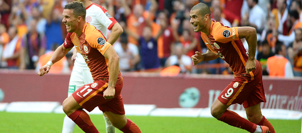 Galatasaray 3 – 1 Antalyaspor