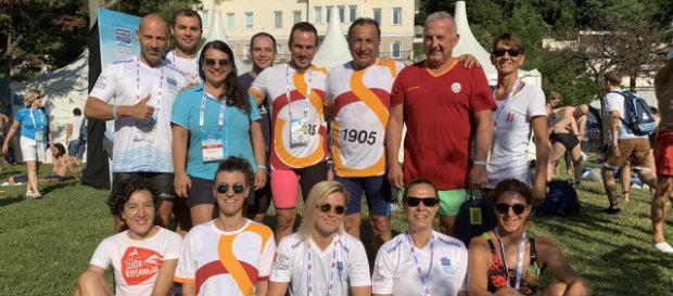 Master Yüzücülerimizden Boğaziçi Kıtalararası Yüzme Yarışları'nda dereceler