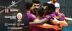 Maça doğru | Beşiktaş - Galatasaray HDI Sigorta