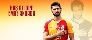 Hoş Geldin Emre Akbaba