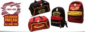 Ali Sami Yen Hatıra Ürünü Çantalar Mağazalarda