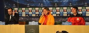 Basın Toplantısı: Roberto Mancini