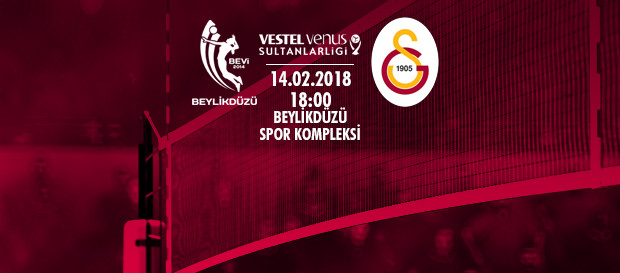Maça doğru   Beylikdüzü Voleybol İhtisas - Galatasaray