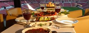 Galatasaray – Kayserispor Maç Günü Ağırlama Paketleri Satışta
