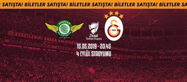 Ziraat Türkiye Kupası Final Maçı Biletleri Satışta