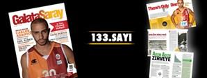 Galatasaray Dergisi 133. Sayısı Bayilerde