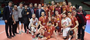 Lions of the Net through to semi-final in Men's CEV Cup