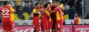 Ankaragücü 0 - 3 Galatasaray