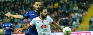Kayseri Erciyesspor 1-2 Galatasaray