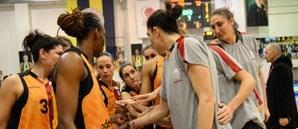 Galatasaray Odeabank Ligde Normal Sezonu Lider Tamamladı