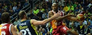 Finale Doğru: Fenerbahçe Ülker - Galatasaray Medical Park