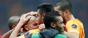 Galatasaray 4-2 Demir Grup Sivasspor