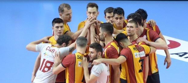 Ziraat Bankası 3-0 Galatasaray HDI Sigorta