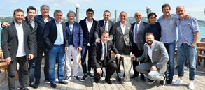 UEFA Kupası Zaferinin 16. Yıldönümü Yemeği Düzenlendi