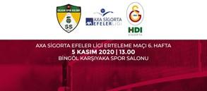 Maça Doğru | Solhan Spor - Galatasaray HDI Sigorta