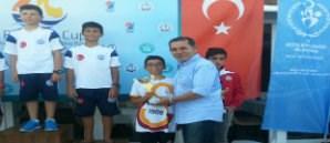 1. Rodosto Cup Yelken Yarışları Tamamlandı