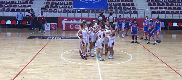 U15 Kız | Galatasaray 108-22 Ortaköy Basketbol