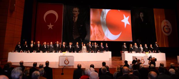 Yıllık Olağan Genel Kurul Toplantısı Gerçekleştirildi